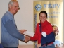 Donations to Selected Organisation for the 2009/10 Rotary Year