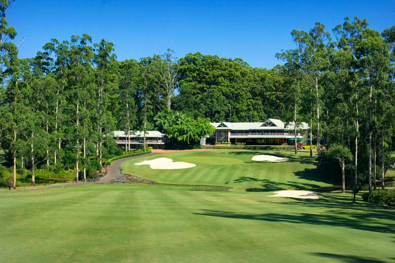 Bonville International Golf Day